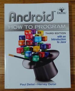 Android How to Program - 3rd Edition (PEARSON)