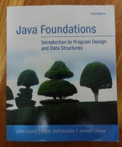 Java Foundations - 3rd Edition (PEARSON)
