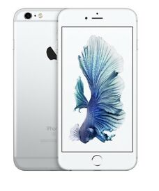iPHONE 6S 64GB, WITH SHOP RECEIPT & WARRANTY, SILVER, UNLOCKED