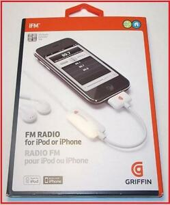 Griffin Ifm Radio Receiver Iphone