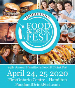 Food & Drink Fest Tickets