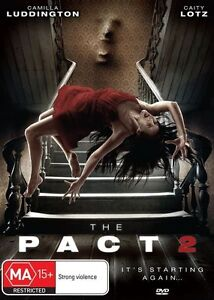 The Pact 2 (DVD, 2015) BRAND NEW SEALED