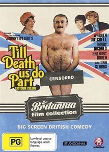 Till Death Us Do Part - The Movie: Britannia Collection NEW R4 DVD