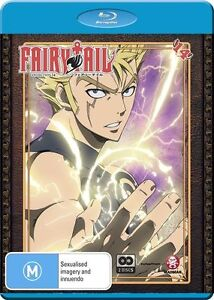 Fairy Tail :Collection 14 : Eps 154-164 (Blu-ray, 2015, 2-Disc Set)-FREE POSTAGE