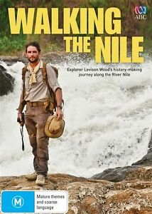 Walking The Nile : NEW DVD