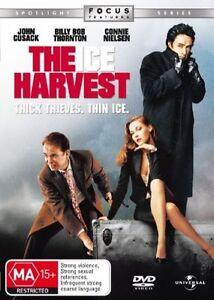 The Ice Harvest (DVD, 2006) John Cusack , Billy Bob Thornton (Sealed plastic)