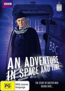 Doctor Who - An Adventure In Space And Time (DVD, 2013)