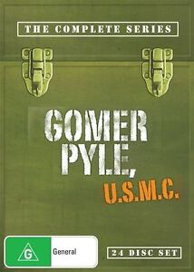 Gomer Pyle U.S.M.C. - Complete Series, Seasons 1-5 (24-Disc Set) : NEW DVD