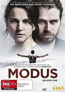 MODUS-SEASON-1-DVD-NEW-amp-SEALED-2017-RELEASE-REGION-4-FREE-PRIORITY-POST