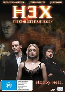 Hex-Season-1-DVD-2-Disc-Set-Region-4-Very-Good-Condition