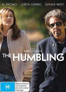 The Humbling  DVD R4