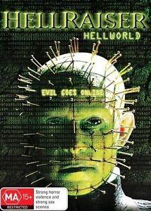 Hellraiser VIII - Hellworld ( DVD )