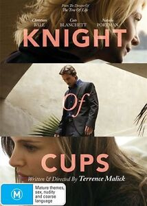 Knight Of Cups : NEW DVD