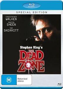 The Dead Zone: Special Edition NEW B Region Blu Ray