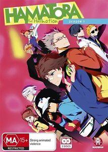 Hamatora: The Animation (Season 1) NEW R4 DVD