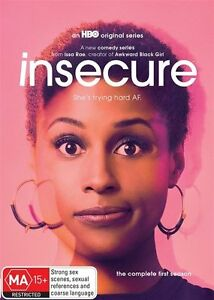 Insecure : Season 1 (DVD, 2017) NEW