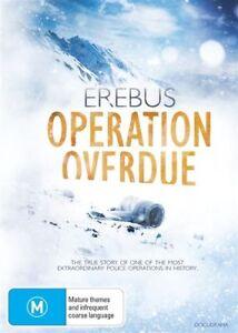 Erebus - Operation Overdue (DVD, 2015) - Region 4