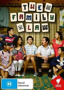 The Family Law (DVD, 2016) BRAND NEW SEALED