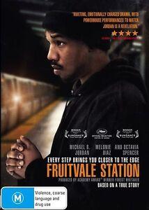 Fruitvale Station (DVD, 2014)  Brand new, Genuine & Sealed  - Free Postage D76