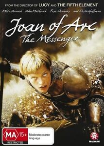 Joan of Arc: The Messenger NEW R4 DVD Brand new sealed free post!