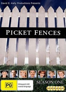 Picket Fences : Season 1 (DVD, 2014, 6-Disc Set)