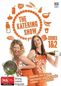 The Katering Show : Series 1-2 (DVD, 2016)  NEW & SEALED   D2178