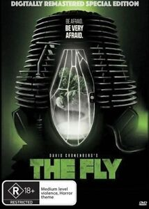 The Fly (Digitally Remastered) DVD BRAND NEW SEALED