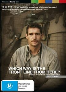 Which Way Is The Front Line From Here? (DVD, 2014) BRAND NEW REGION 4