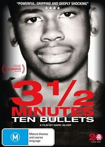 3 1/2 Minutes, 10 Bullets NEW R4 DVD