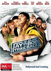 Jay-And-Silent-Bob-Strike-Back-DVD-2014-R4-NEW-SEALED
