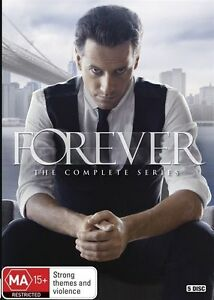 Forever - The Complete Series : NEW DVD