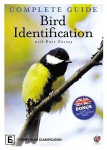 Guide to Bird Identification NEW R4 DVD