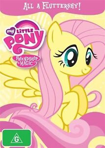 My Little Pony: Friendship is Magic - All a Fluttershy! NEW R4 DVD