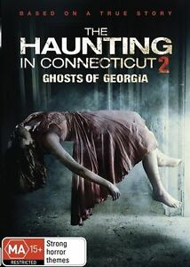 The Haunting In Connecticut 2 - Ghosts Of Georgia (DVD, 2013)