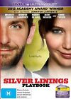 Silver Linings Playbook DVDs & Blu-ray Discs