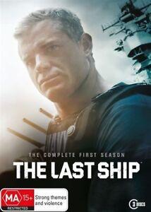 The Last Ship (DVD, 3-Disc Set) Brand new