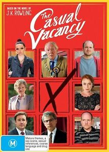 The Casual Vacancy : NEW DVD