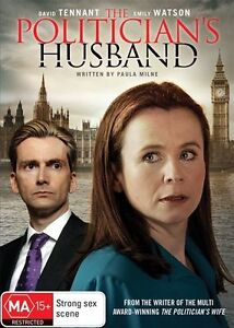 The Politicians Husband  DVD R4