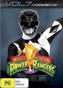 Mighty Morphin Power Rangers: Doomsday - Vol 7 DVD NEW