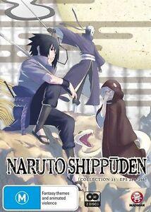 Naruto Shippuden Collection 23 (Eps 284-296) NEW R4 DVD