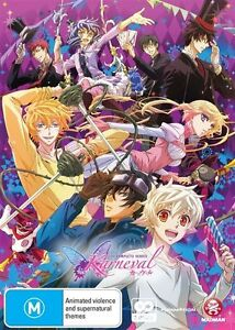 Karneval Complete Collection NEW R4 DVD