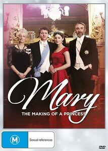Mary - The Making Of A Princess (DVD, 2016) BRAND NEW SEALED