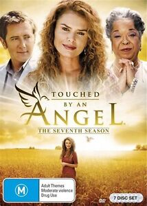 Touched by an Angel Season 7 NEW R4 DVD