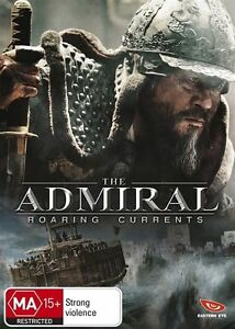 The Admiral: Roaring Currents NEW R4 DVD