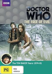 Doctor Who - The Face Of Evil (74-81) Brand New And Sealed
