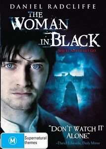 The Woman In Black (DVD, 2012) Brand NEW