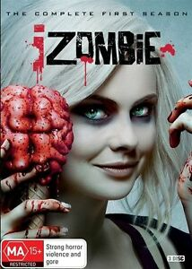 iZombie : Season 1 (DVD, 3-Disc Set) NEW