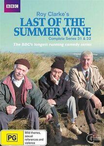 Last Of The Summer Wine Season Series 31 - 32 DVD, 2017 : NEW DVD