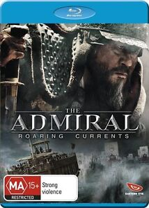The Admiral - Roaring Currents (Blu-ray, 2015) Region B New