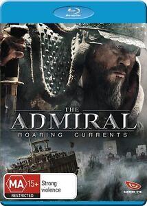 The Admiral - Roaring Currents (Blu-ray, 2015) REGION B NEW